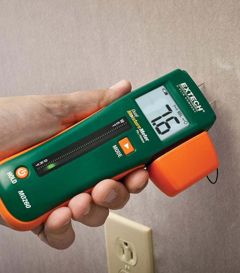 Moister Meter Certified Home Inspector William Lee
